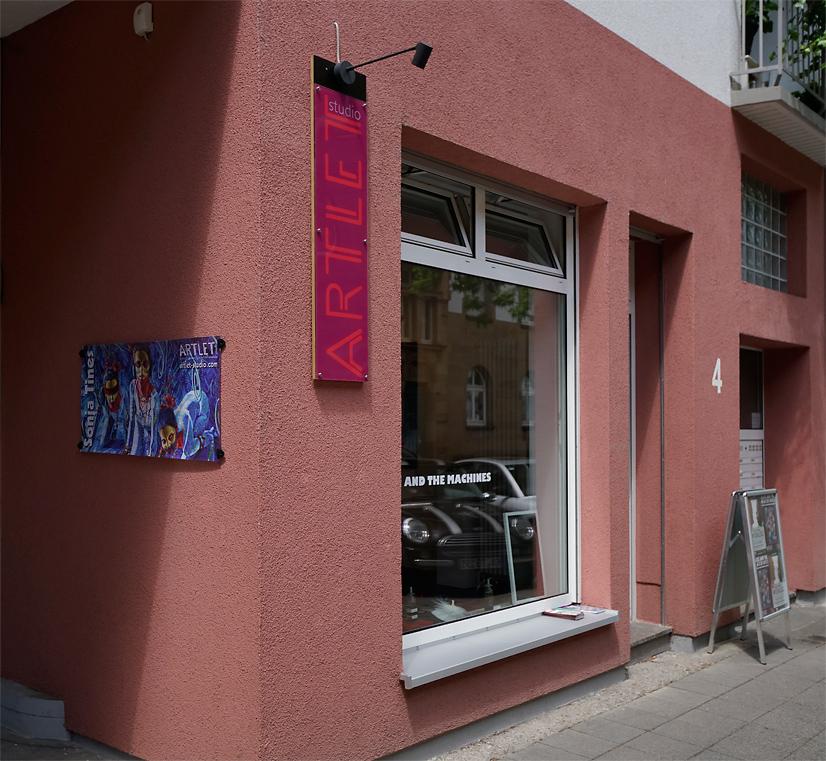 ARTLET-Karlsruhe-Aussenansicht